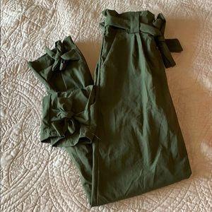 Pants - Paper Bag Pants